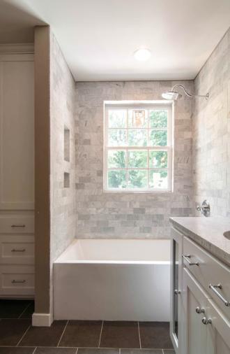 master bathroom remodel in nashville, tn photo credit: the kingston group