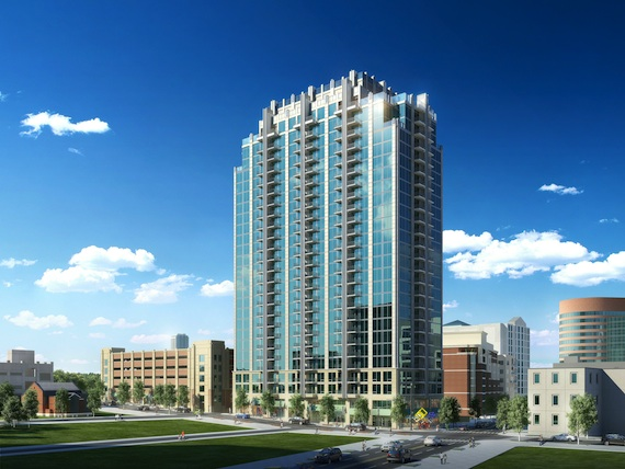novare group & batson-cook development's skyhouse
