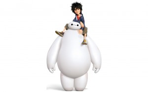 Hiro-Hamada-and-Baymax-Big-Hero-6-Animated-Movie-2014-Wallpaper