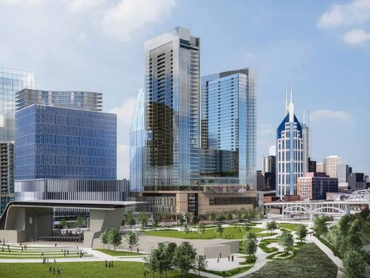 10 Projects Changing Nashville S Skyline I Speak Nashville